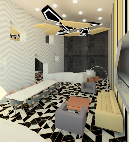 George Brown College George Brown Interior Design Program Grows With Collaborations