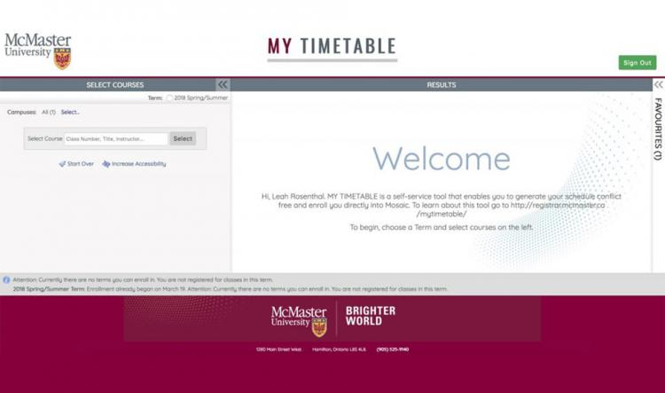 mcmaster university new tool eliminates scheduling headaches for