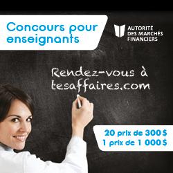 Concours pour enseignants : Rendez-vous à tesaffaires.com
