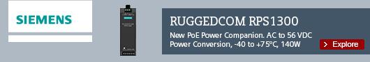 RUGGEDCOM RPS1300
